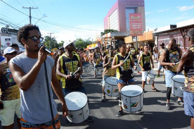 Micareta de Feira divulgada antes, durante e após o Carnaval