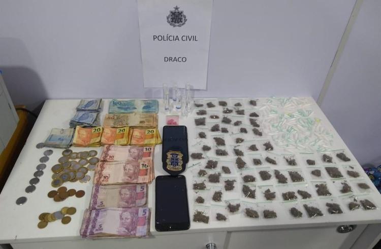 Suspeito de vender drogas no Carnaval morre em ação policial na Barra