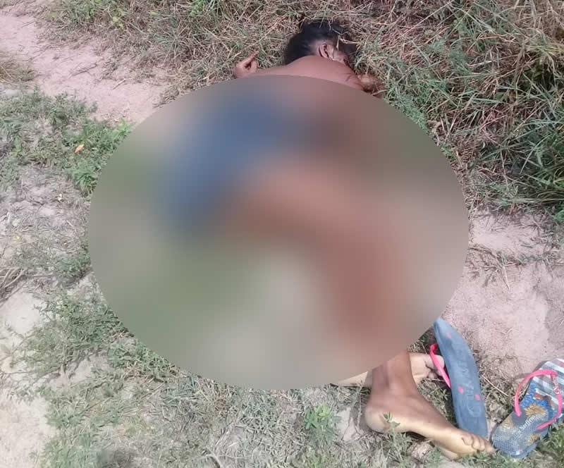 Mulher é executada a tiros na tarde desta terça-feira na zona rural de São Gonçalo