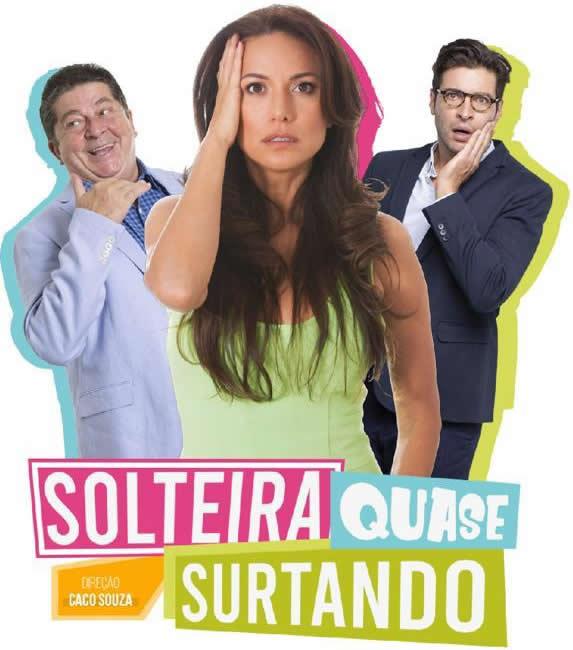 Comédia romântica estrelada por Mina Nercessian estreia 12 de março em Feira de Santana