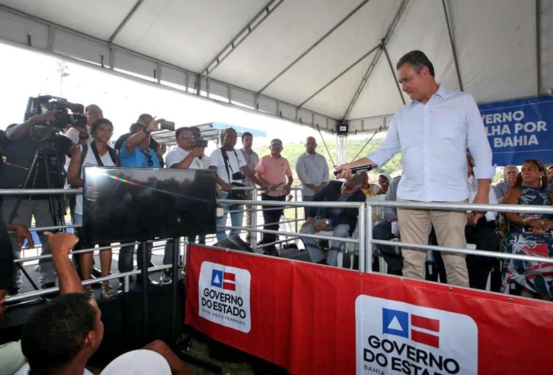 Foto: Alberto Coutinho/ASCOM GOV/BA
