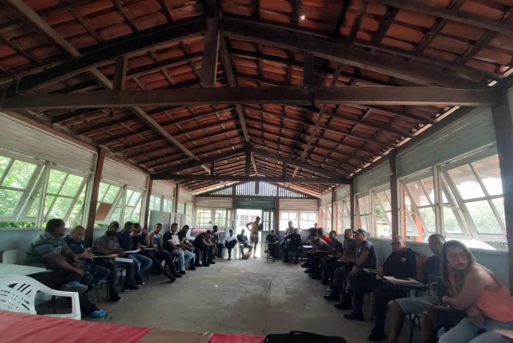 Guardas Municipais de São Gonçalo realizam assembleia sobre estatuto da categoria