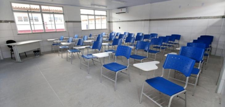 Governador da Bahia determina suspensão das aulas em toda a rede estadual