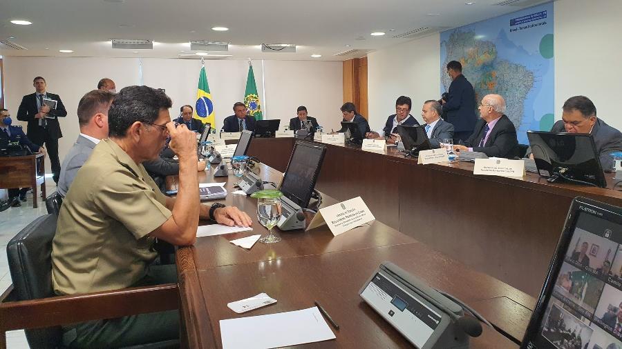 Governo suspende dívidas com a União e anuncia R$ 8 bi para a saúde do Nordeste
