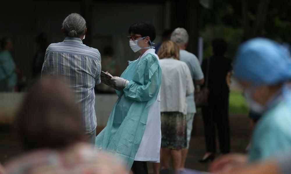 Coronavírus: 2.433 casos e 57 mortes