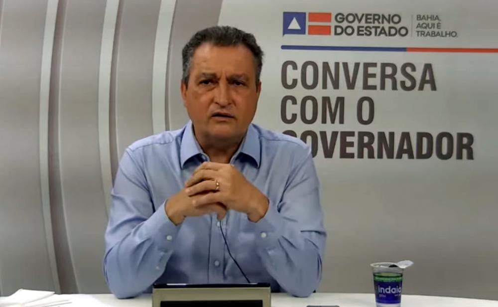 Governador sugere que mantenham feiras livres e comércio em cidades sem Covid-19