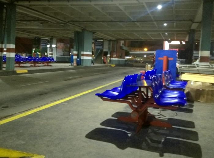 Bahia já tem 62 cidades com transporte suspenso