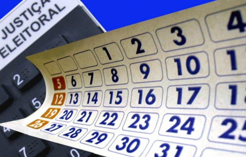 Partidos políticos têm até esta quarta (15) para atualizar lista de filiados