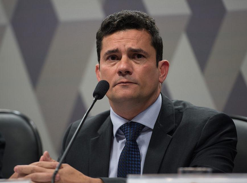 'Não estabeleci nenhuma condição', afirma Moro após Bolsonaro dizer que o indicará ao STF