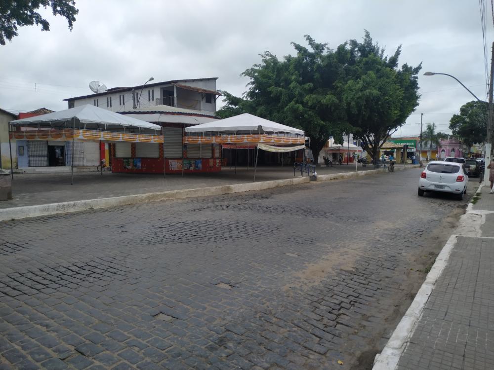 Prefeitura de São Gonçalo dos Campos permite abertura do comércio em horário reduzido
