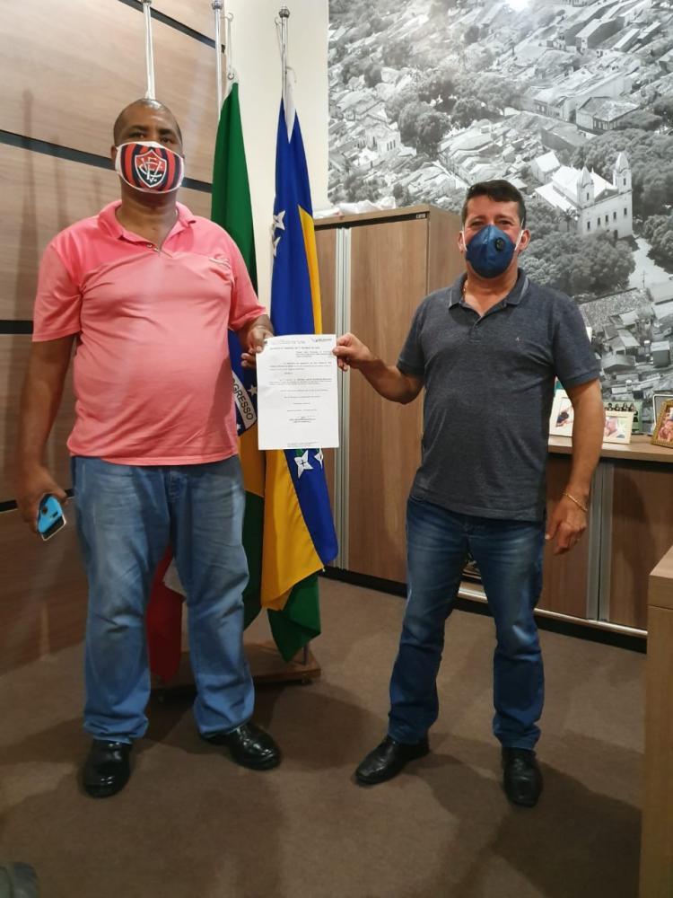Secretaria de Agricultura e Meio de Ambiente de São Gonçalo dos Campos tem novo secretário