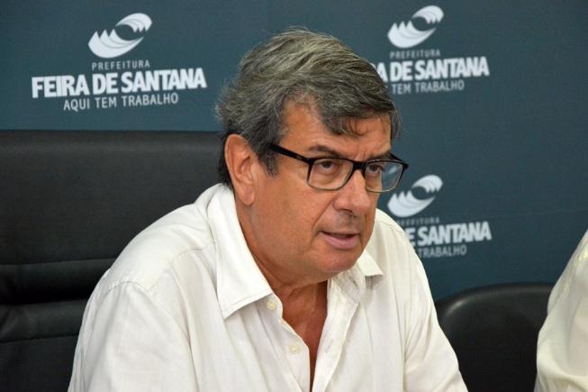 Colbert Filho vai a Brasília para tratar do Hospital da Mulher, educação e emendas federais