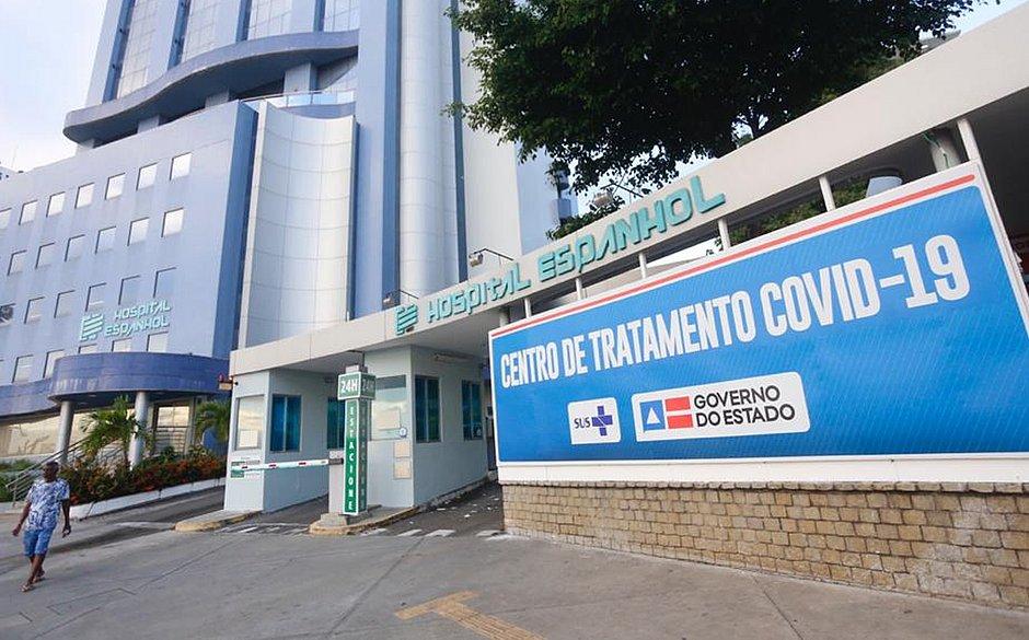 Diretor de hospital em Salvador diz que 40% das mortes na unidade apontadas como covid-19 têm outras causas