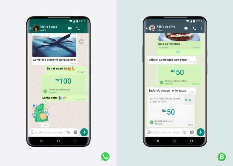 WhatsApp libera pagamentos dentro do app e Brasil é o primeiro país a receber recurso