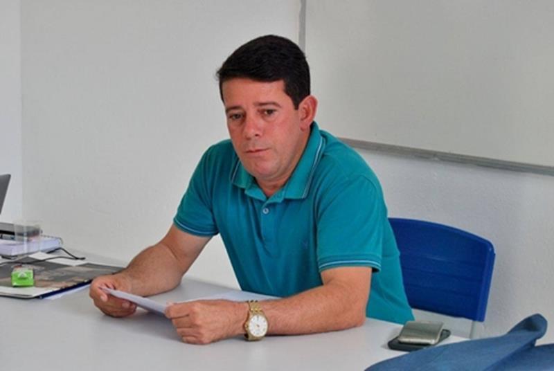 Prefeito Carlos Germano testa positivo para Covid-19 e prefeitura estará fechada pelos próximos 4 dias