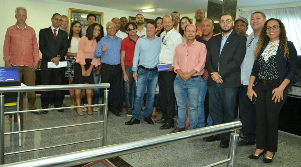 Audiência pública debate contrato de prestação de serviços com a Embasa