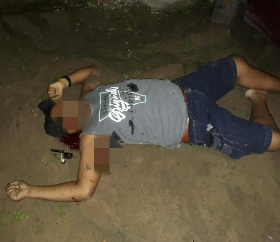 Homem é assassinado a tiros em Conceição da Feira