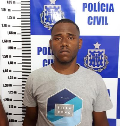 PC cumpre em São Gonçalo mandado de prisão da 2ª Vara Crime de Camaçari