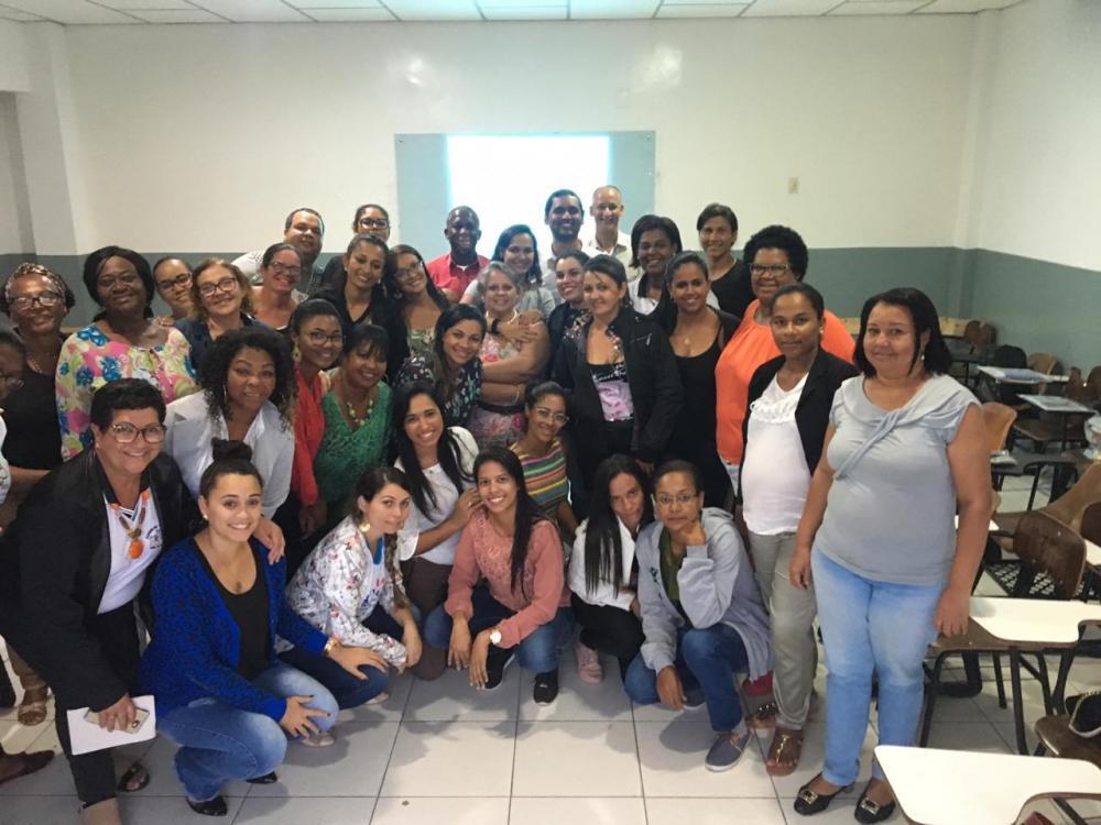 Conselho Tutelar e CMDCA de São Gonçalo dos Campos participam de capacitação