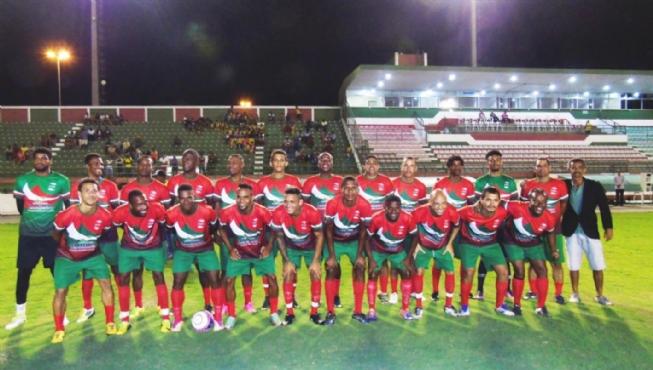 Selecionado das Copas enfrenta Seleção de Esplanada nesta quarta, no Joia da Princesa
