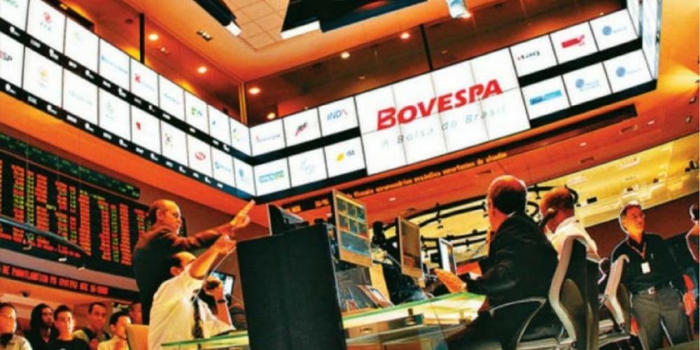 Índice Bovespa bate todos os recordes dos mercados emergentes, o que chamou a atenção da