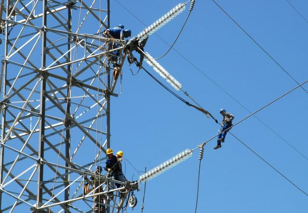 Novas linhas de transmissão de energia serão instaladas em 19 municípios baianos