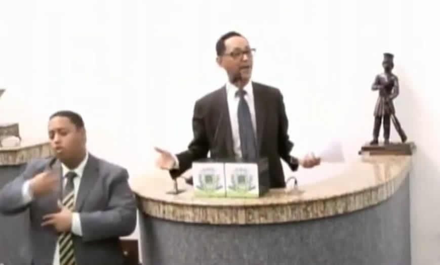 Vereador repudia proposta do Governo Estadual de presidio em Feira