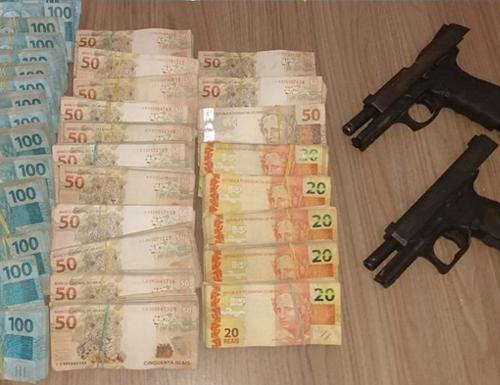 Operação contra quadrilha de roubo a banco termina com 4 suspeitos mortos