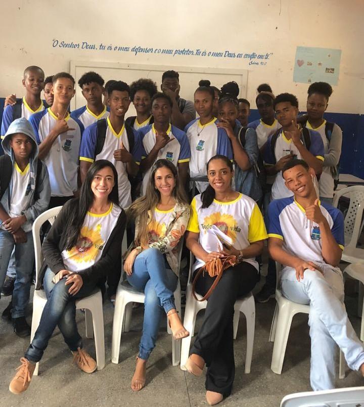 São Gonçalo: Campanha Municipal alerta sobre a automutilação