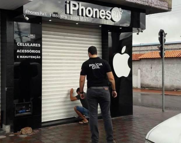 Deflagrada operação para combater venda de smartphones roubados