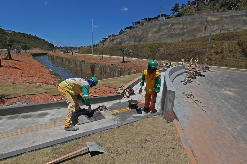 Construção Civil impulsiona a geração de empregos na Bahia em 2019