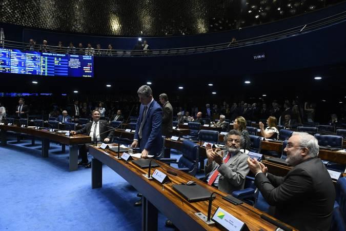 Senado aprova rateio de recursos da exploração do pré-sal e municípios