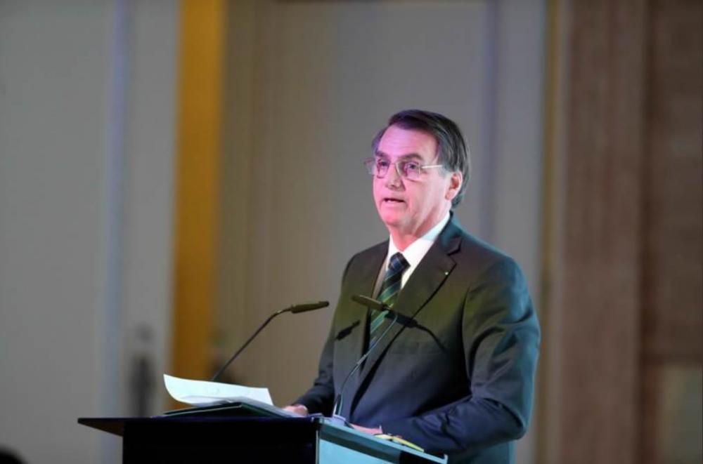 Bolsonaro diz que pode criar novo partido se não resolver impasse com PSL
