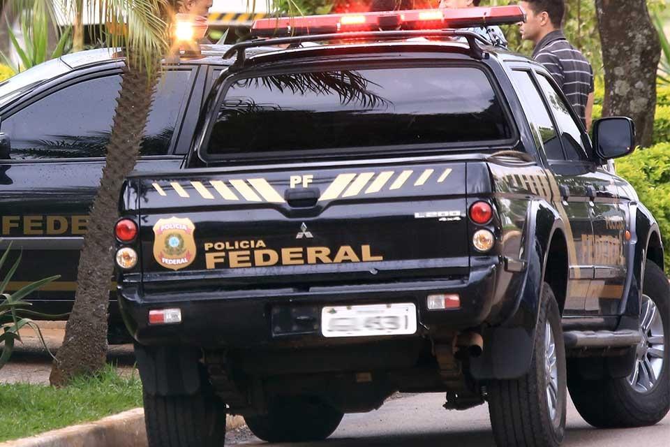 PF e PF cumprem mandados de busca e apreensão em nova operação envolvendo Paulo Vieira de Souza