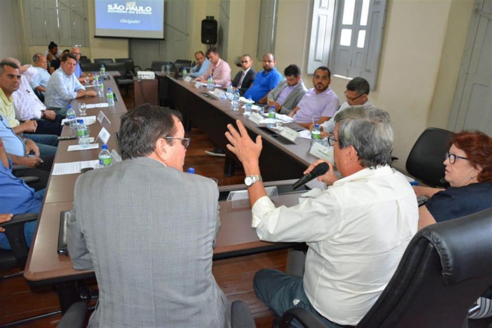 Prefeito de São Gonçalo participa de reunião sobre regulamentação da RM de Feira de Santana