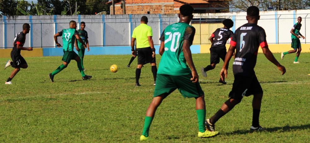 Após vitória, Bahia lidera grupo A no Campeonato Municipal de Futebol Amador