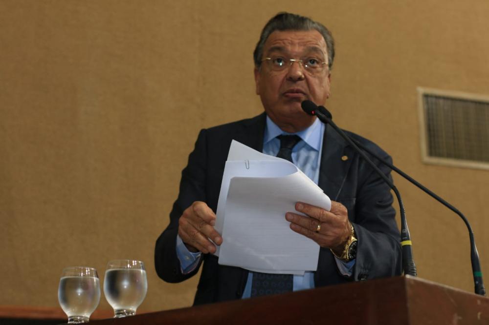 TRE-BA tem três votos a favor da cassação do mandato de Targino e um contra