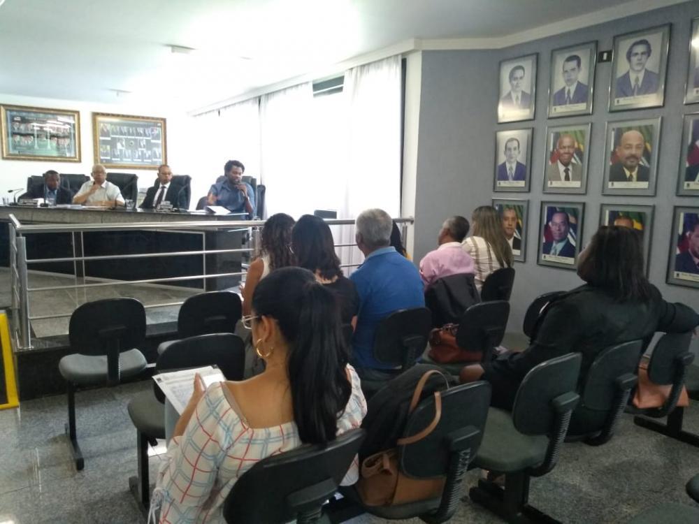 Audiência pública debate LOA/2020 para o município de São Gonçalo dos Campos