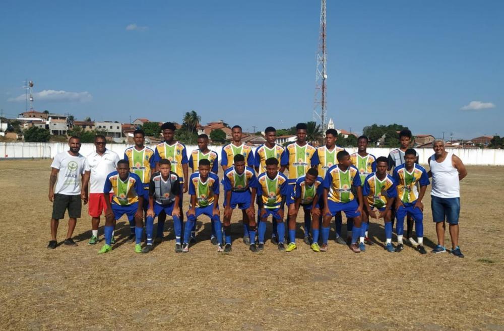 Copa da Mandioca: São Gonçalo ocupa a 1 posição no grupo A