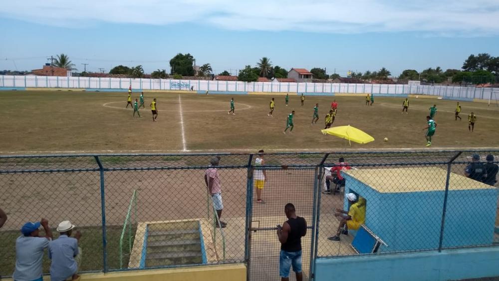 Bahia e Jacaré se classificam para semifinal no Campeonato de Futebol Amador